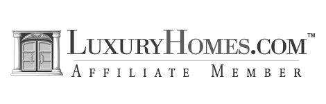 logo of luxury homes