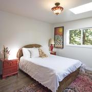 Bright sunny bedroom
