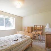 big sunny bedroom
