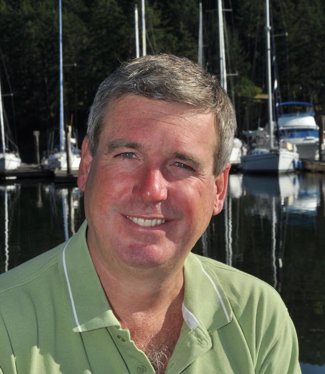 Colin Denton Realtor for Dockside Realty on Pender Island