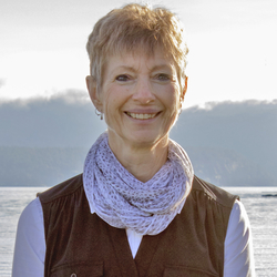 Sherrie Boyte, Owner, Dockside Realty, Pender Island, BC